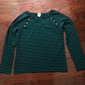 Anne Klein long sleeve shirt